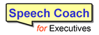 Speech Coach for Executives